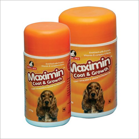 Dog Coat & Growth Supplement