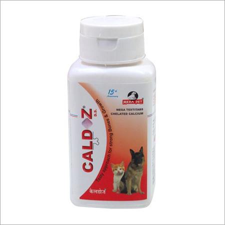 Dog Cat Calcium tablets