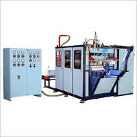 Low Cost Disposal Plastic Cup Glass Making Machine