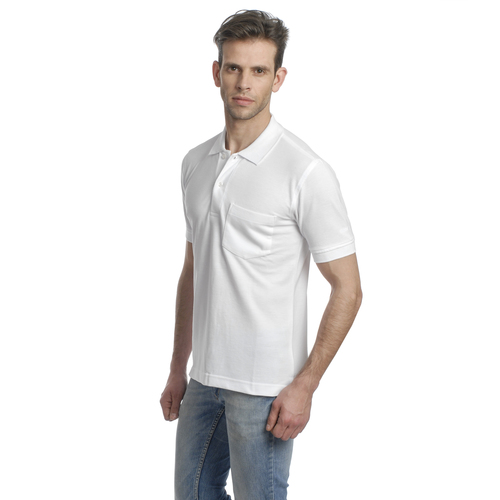 Mens POLO T-SHIRTS (WHITE)