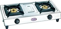 Prestige Star Stainless Steel Manual Gas Stove