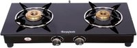 Suryajwala ROYALE GT02 SURYA BB 2 Burner Stainless Steel Manual Gas Stove  (2 Burners)