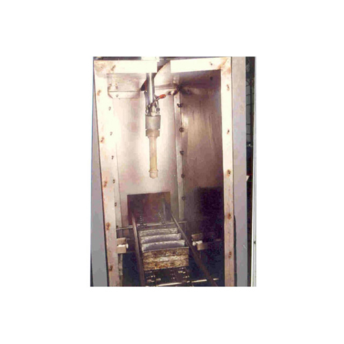 Bread Pan Coating Booth