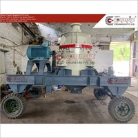 Semi Mobile Cone Crusher