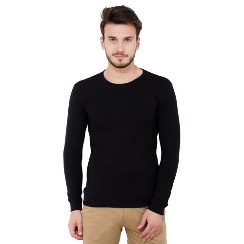 Men Round Full Sleeve T-Shirt