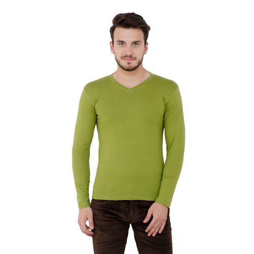 Men Designer Full Sleeve T-Shirt
