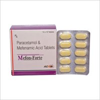 Mefenamic Acid 450mg  PARACETAMOL 325