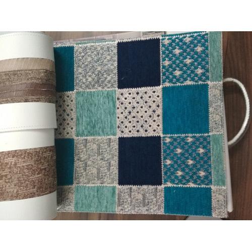 Traditional Chenille Sofa Fabric
