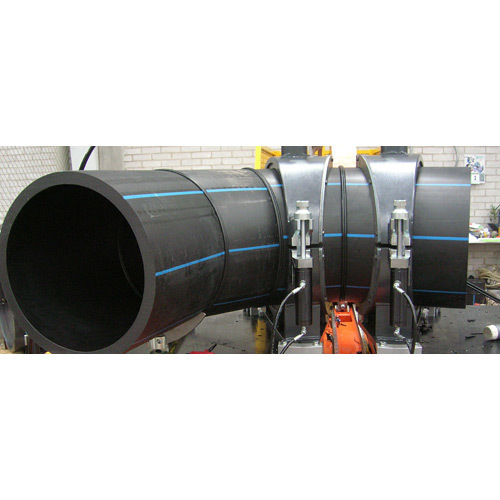 HDPE Pipe Fabrication Work