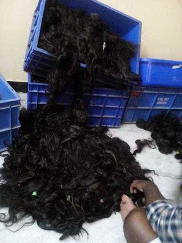 raw material hair