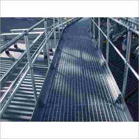 Gratings And Railings, For Industrial And Agricultural