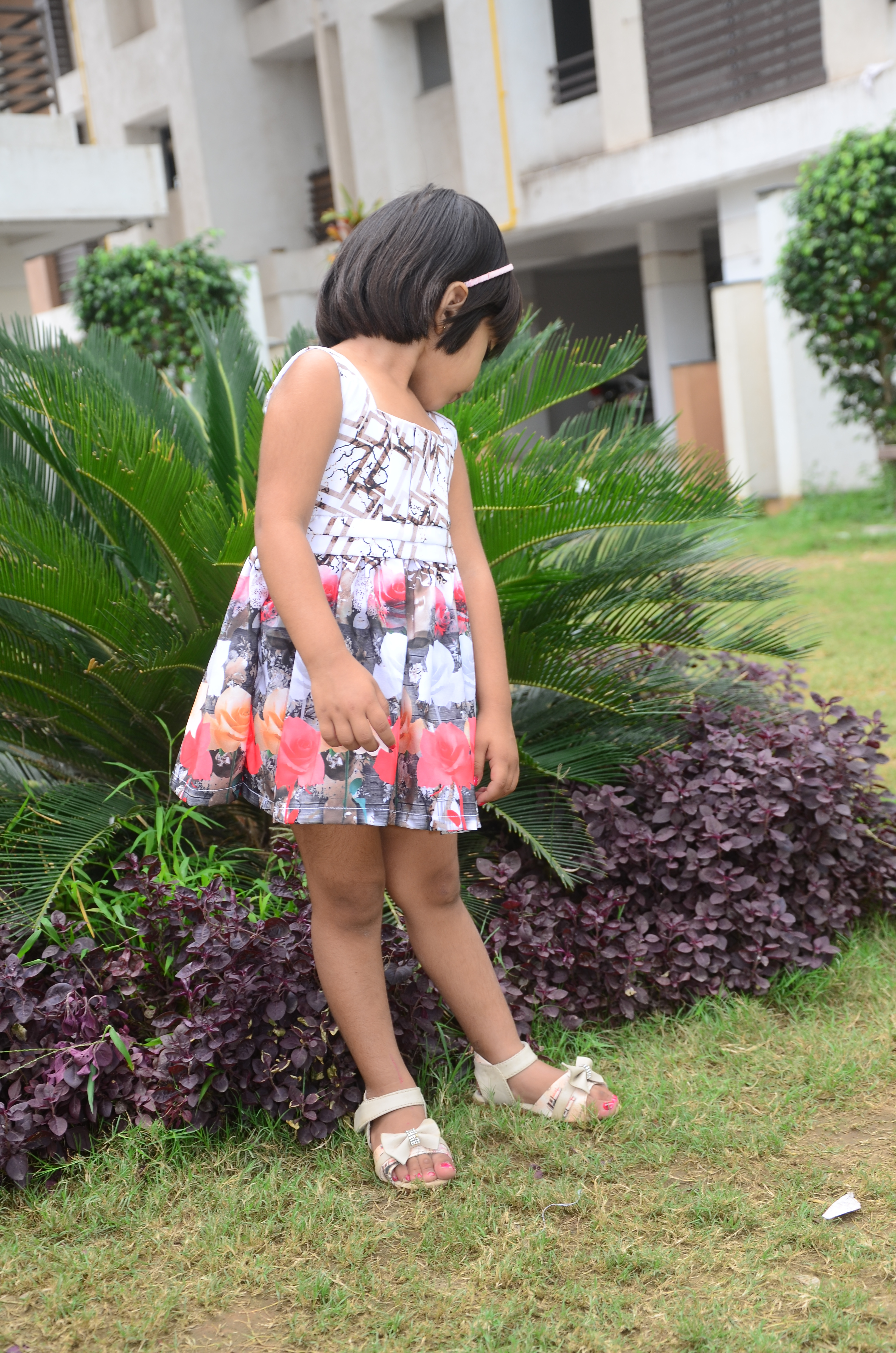 Kids Modern Dresses