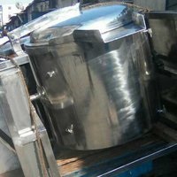 Tilting Food Fryer Machine