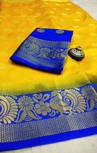 Kanjivaram Designer Saree