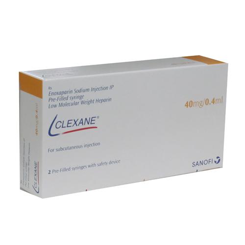 40mg Clexane Injection