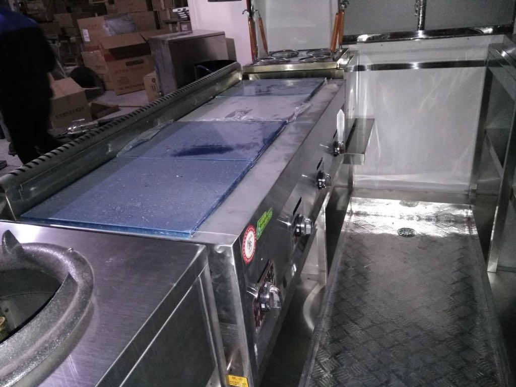 Mobile Catering Trailer Food Cart Manufacturer, Mobile