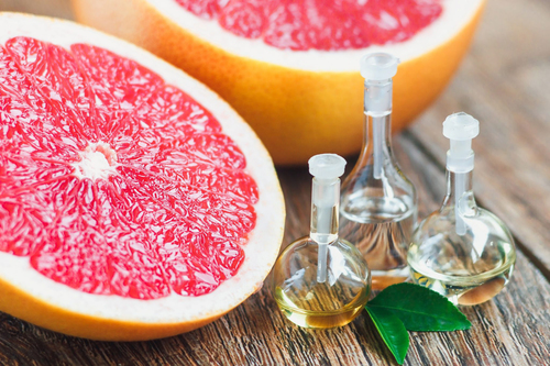 Grapefruit Essential Oil (White)