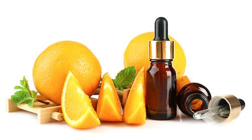 Mandarin Essential Oil (Yellow) Brazil