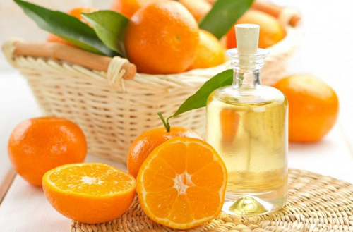 Mandarin Essential Oil (Yellow) Italy