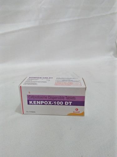KENPOX-100 DT  TAB.