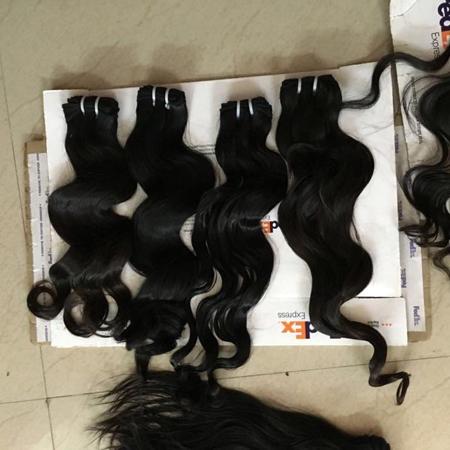 Ladies Curly Hair Extension