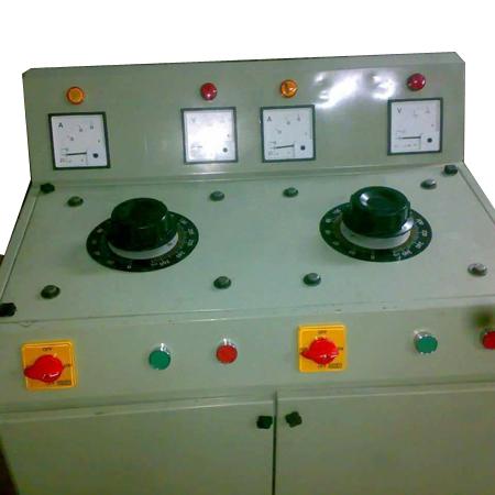 2 HP DC Panel