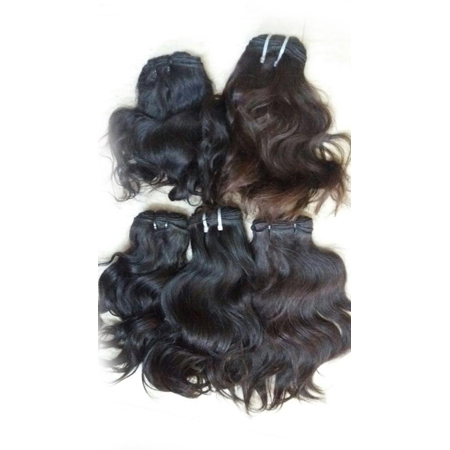 Ladies Curly Remy Hair Extension