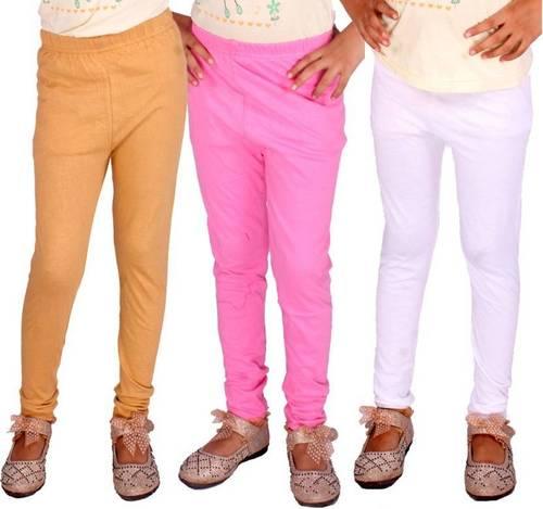 Girls Plain Legging