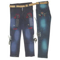 Kids Party Wear Jeans