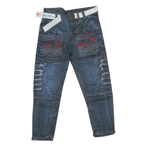 Kids Designer Blue Jeans