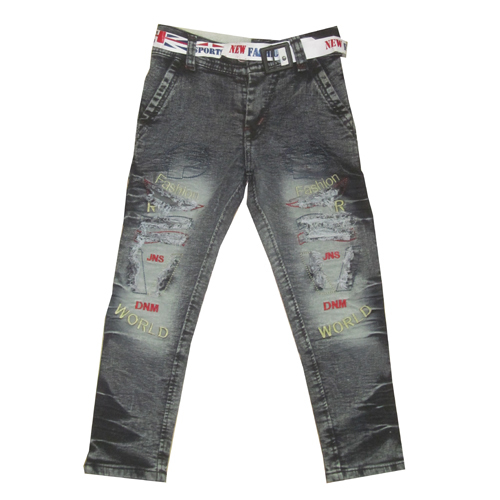 Kids Washed Jeans