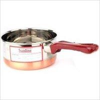 Sunline Copper Bottom Sauce Pan 0 cm