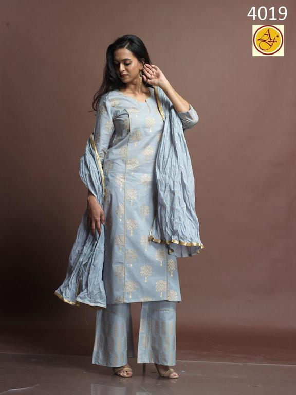 Beautiful Cotton Suits