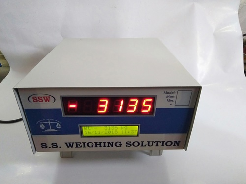 Intelligent Terminal - S  S  WEIGHING SOLUTION, Plot No