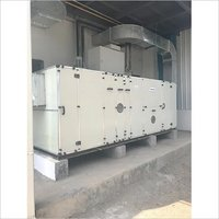 Low Rh Desiccant Dehumidifier