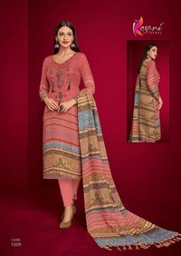Fancy Long Salwar kameez