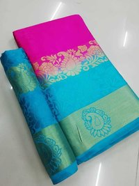 Fancy Ladies wear Silk Saree