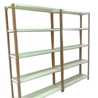 Slotted Angles Shelves