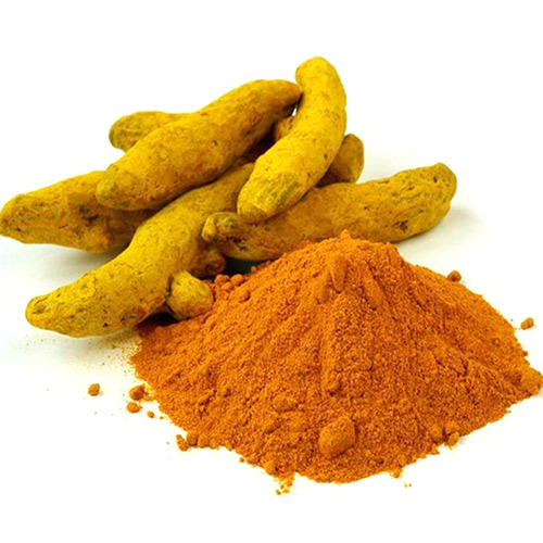 Loose Dry Turmeric Powder