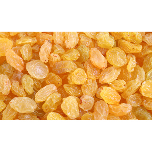 Dry Yellow Raisins