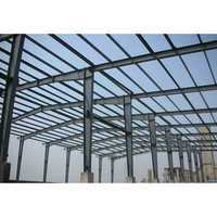 Mild Steel Structure Shed