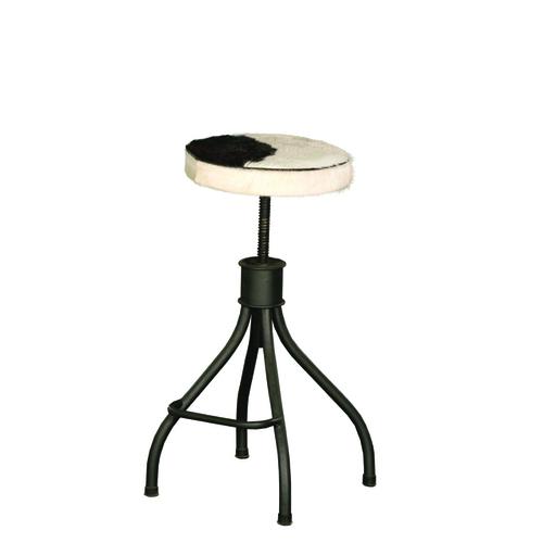 iron stool