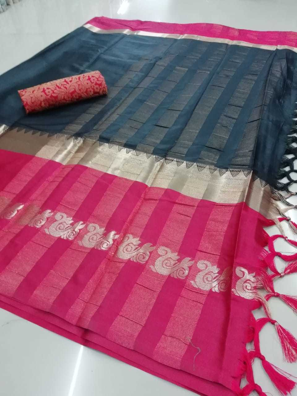 Art Cotton Saree