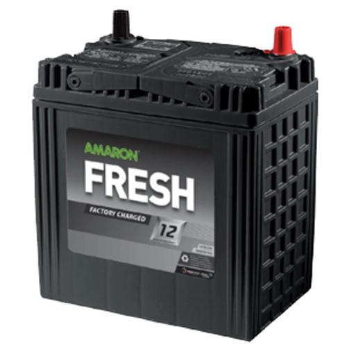 400 MF Amaron Car Battery