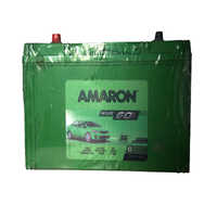 80ah Black Car Battery