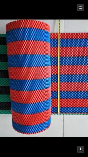 PVC Chain Lock Mat Rolls