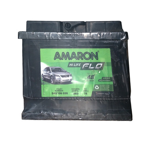 45Ah Amaron Hi Life Flo Battery
