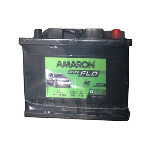 60Ah Amaron Hi Life Flo Battery