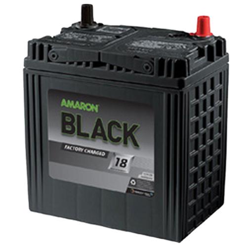 65Ah Amaron Black Battery