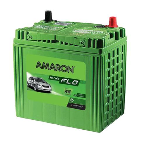 50Ah Amaron Battery